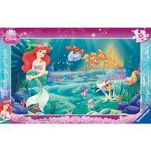 Puzzle Printesa Ariel 15 Piese