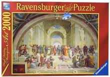 Puzzle Raphael The School Of Athens (2000 Pcs)