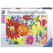 Puzzle Ravensburger Abundant Blooms 1000 Pcs