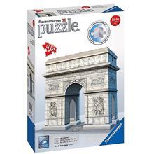Puzzle Ravensburger Arc De Triopmhe Paris 3D 216 Pcs