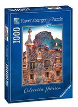 Puzzle Ravensburger Casa Batllo Barcelona 1000 Pcs