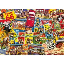 Puzzle Route 66 1000 Piese