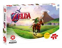 Puzzle The Legend Of Zelda Ocarina Of Time 1000Pc