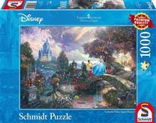 Puzzle Thomas Kinkade Disney Cinderella 1000 Pcs