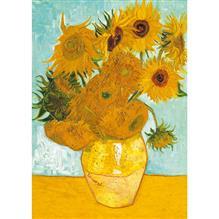Puzzle Van Gogh - Vaza Cu Flori 1000 Piese