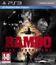 Rambo The Video Game Ps3