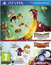 Rayman Legends & Rayman Origins Compilation Ps Vita