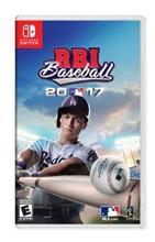Rbi Baseball 2017 Nintendo Switch
