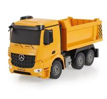 Rc Dump Truck E570 1:26 Licencja Mercedes