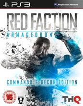 Red Faction Armageddon Commando & Recon Edition Ps3