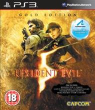 Resident Evil 5 Gold Edition (Move) Ps3
