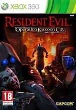 Resident Evil Operation Raccoon City Xbox360