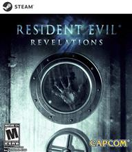 Resident Evil Revelations Pc (Steam Code Only)