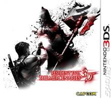 Resident Evil The Mercenaries Nintendo 3Ds