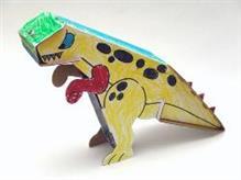 Resigilat - Dinozaur - Calafant
