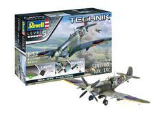 Revell Aeromodel Supermarine Spitfire Mk.Ixc