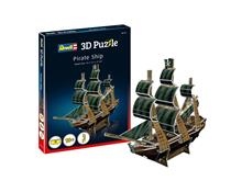 Revell Mini 3D Puzzle Corabia Piratilor