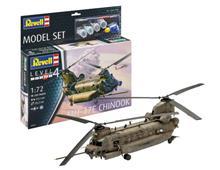 Revell Model Set Elicopter Mh-47 Chinook imagine