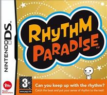Rhythm Paradise Nintendo Ds