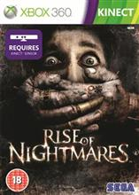 Rise Of Nightmares (Kinect) Xbox360