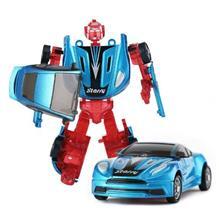 Robotel Transformabil Starry 2 In 1 Albastru