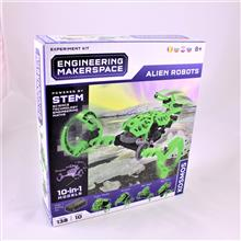 Roboti Extraterestri Kosmos