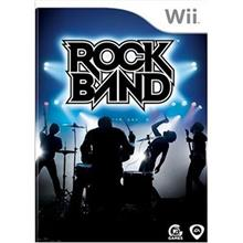 Rock Band Game Only Nintendo Wii