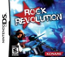 Rock Revolution Nintendo Ds