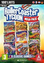 Rollercoaster Tycoon 9 Game Megapack Pc
