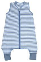 Sac De Dormit Cu Picioruse Blue Stripes