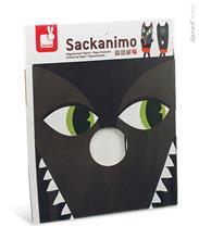 Sackanimo - Costum Lup - Janod (J02860)