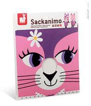 Sackanimo - Costum Pisica - Janod (J02859)