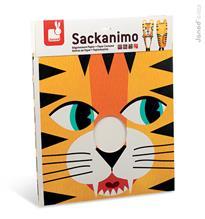 Sackanimo - Costum Tigru - Janod (J02862)