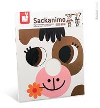 Sackanimo - Costum Vacuta - Janod (J02863)