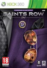 Saints Row Iv Commander In Chief Edition Xbox360