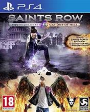 Saints Row Iv Re-Elected And Gat Out Of Hell Ps4