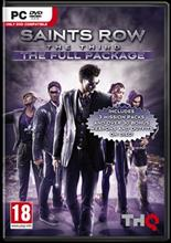 Saints Row The Third The Full Package Pc