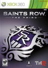 Saints Row The Third Xbox 360