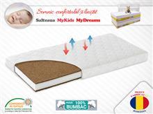 Saltea Fibra Cocos Mykids Mydreams Ii 160X80x12 (Cm) imagine