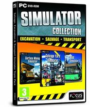 Salvage Excavation And Transport Simulator Triple Pack Pc
