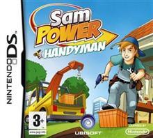 Sam Power Handyman Nintendo Ds
