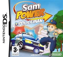 Sam Power Policeman Nintendo Ds