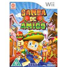 Samba De Amigo Nintendo Wii