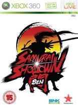 Samurai Showdown Sen Xbox360