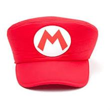 Sapca Super Mario Classic Red