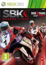 Sbk Superbike Generations Xbox360