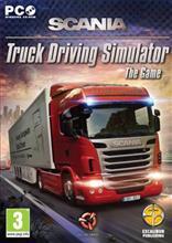 Scania Truck Driver Simulator Pc
