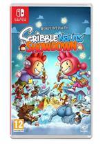 Scribblenauts Showdown Nintendo Switch