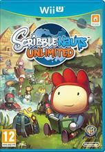 Scribblenauts Unlimited Nintendo Wii U