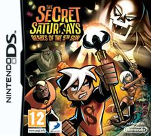 Secret Saturdays Beasts Of The 5Th Sun Nintendo Ds